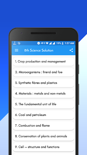 Class 8 NCERT Science Solution 1.6 screenshots 1