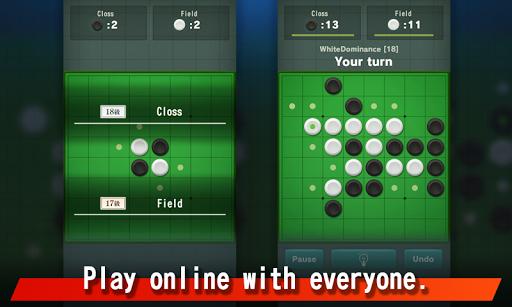 Reversi Free - King of Games apkpoly screenshots 2