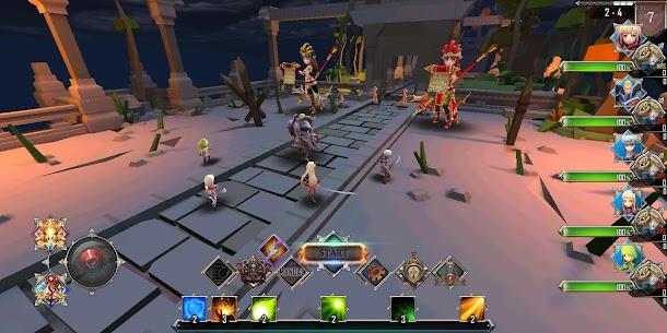 Raid Manager MOD APK (Unlimited Gold) 3