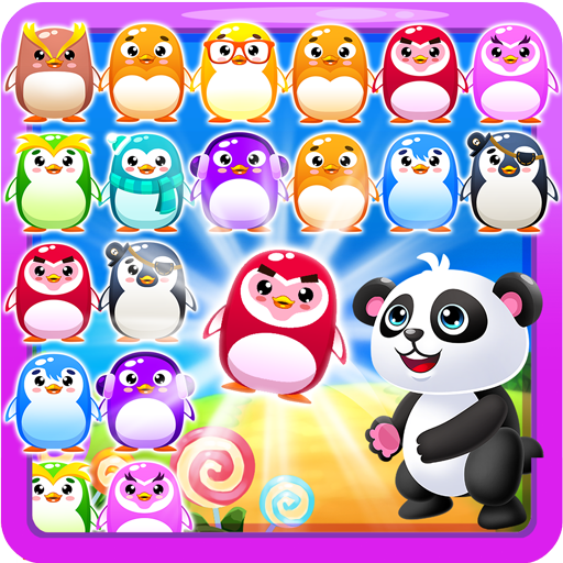 Penguin Bubble Story file APK for Gaming PC/PS3/PS4 Smart TV