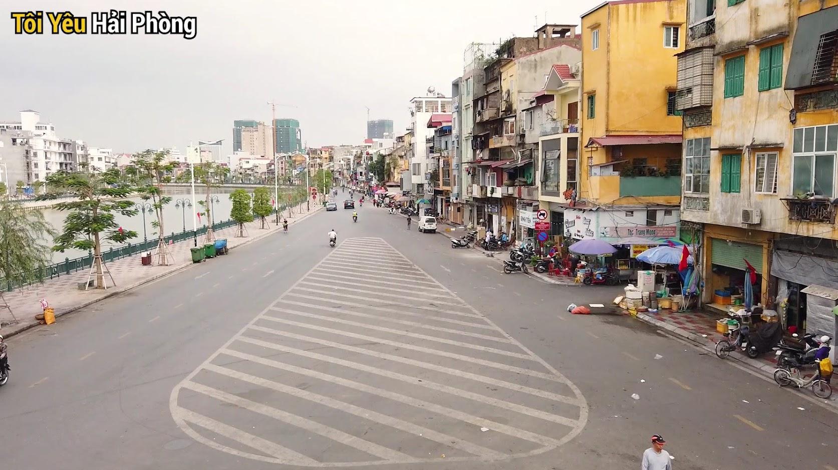 Cà phê view đẹp Bắc Việt phố đi bộ Tam Bạc ở Hải Phòng 8