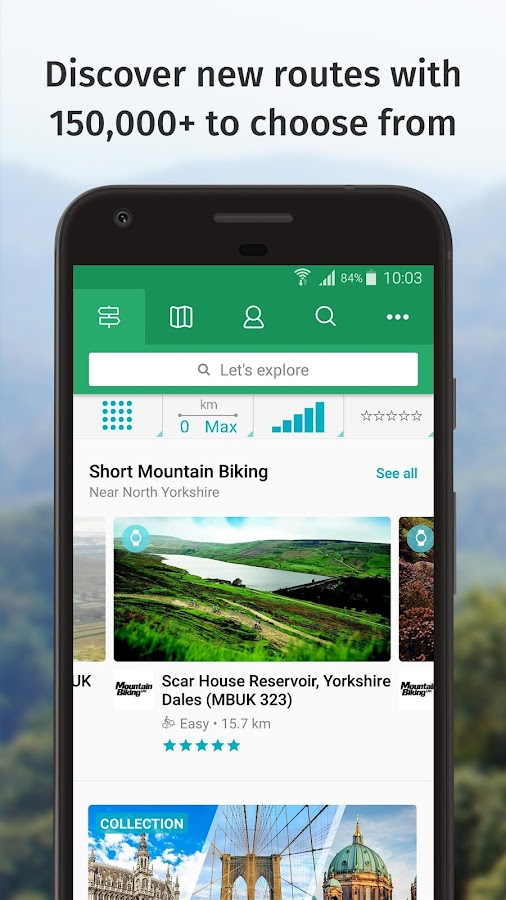 ViewRanger - Explore Rides & Hiking Routes- screenshot