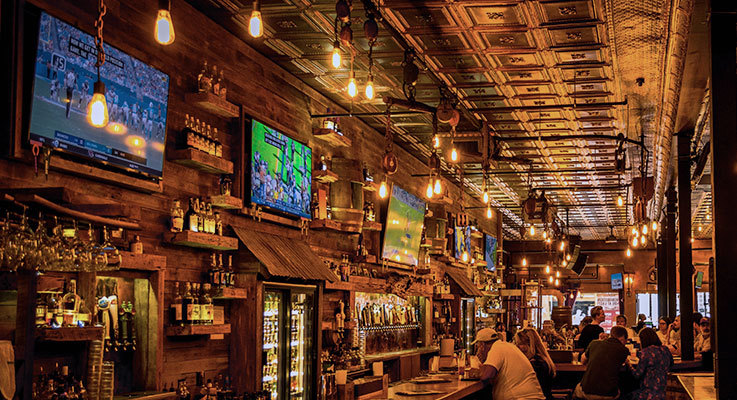 The Best Sports Bars in Orlando