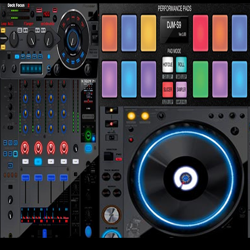 Virtual DJ Remix Equalizer app (apk) free download for Android/PC