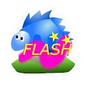 Mountain trip logger Flash icon