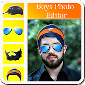 Boys Stylist Photo Editor