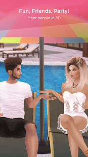 IMVU Mobile- screenshot thumbnail