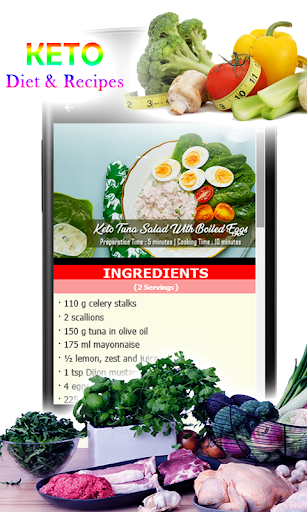 Keto Diet Meal Plan & Recipes 3.4 screenshots 2