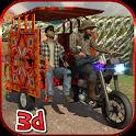 Chingchi Rickshaw Simulator 3D icon