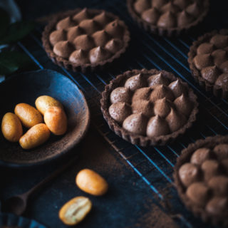 Earl Grey Chocolate Mousse Tartlets Recipe