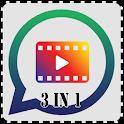 Video Status Wa & Status Wa + Gambar Dp icon