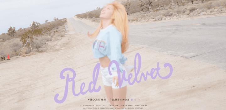 Red Velvet Releases Teaser Images For Ice Cream Cake Ft Yeri