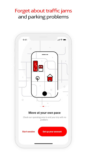 ACCIONA Mobility screenshot 4