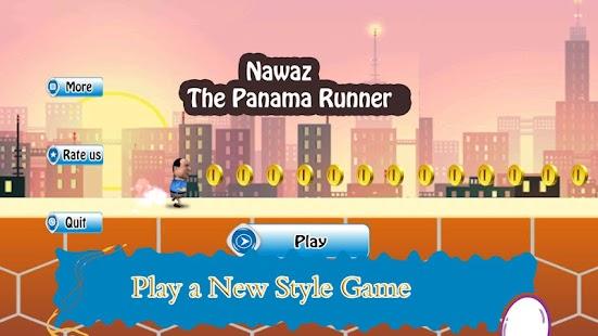 Nawaz: the Panama Runner - náhled