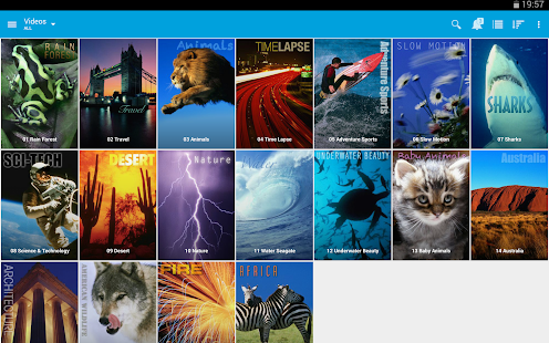 Seagate Media™ app Screenshot 9