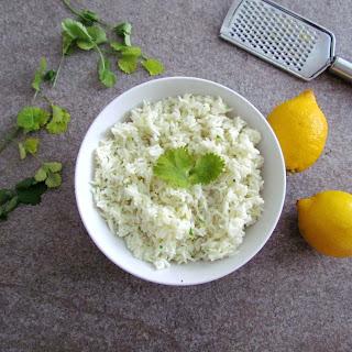 Coconut Basmati Rice Recipe