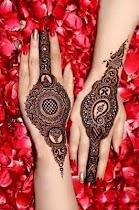 Henna Mehndi Designs Girls - screenshot thumbnail 03