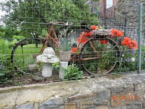 Photo: dorp van de oude fietsen