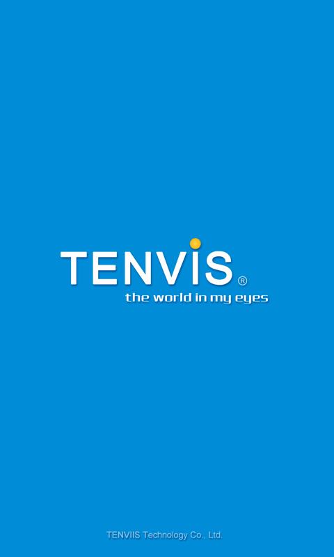 Скриншот TENVIS P2P