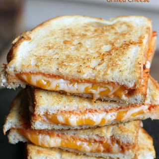 Italian Grilled Cheese.
