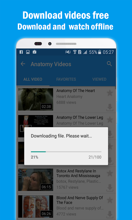 Medical Anatomy Videos- screenshot