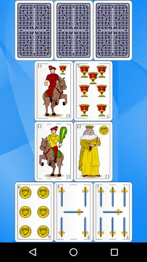 La escoba: Juego de cartas android2mod screenshots 2