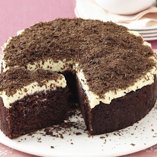 Melt and Mix Chocolate Cake