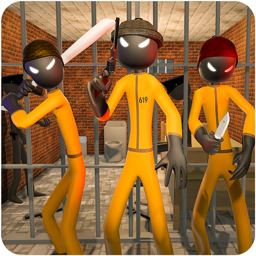 Stickman Prison Escape Survival Story: JailBreak file APK for Gaming PC/PS3/PS4 Smart TV