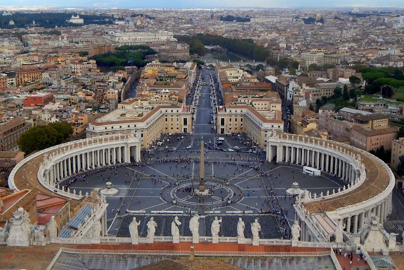 Piazza San Pietro, Roma di abi313
