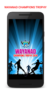 Wayanad Champions Trophy for PC-Windows 7,8,10 and Mac apk screenshot 1