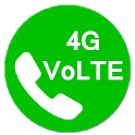 Free Join 4G Voice VoLTE Call Guide icon