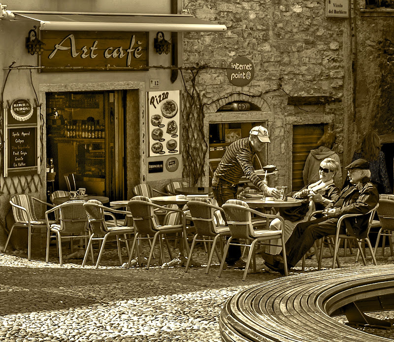 Art cafè di alfonso gagliardi