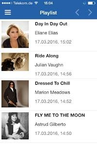 Radio Paradiso Jazz screenshot 1