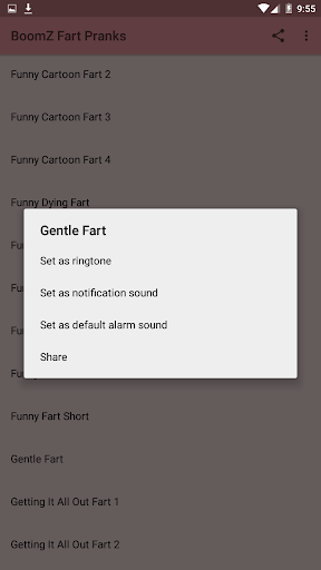 BoomZ Fart Pranks App screenshots 2