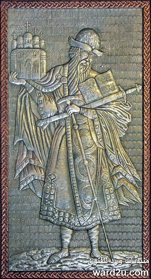 حفر و تشكيل المعادن و روائع اعمال الفنان Viktor Morozov