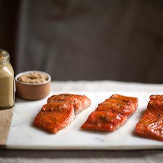 Salmon Brown Sugar Mustard Glaze Recipes