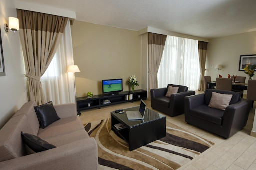 Sheikh Zayed Road Apartments