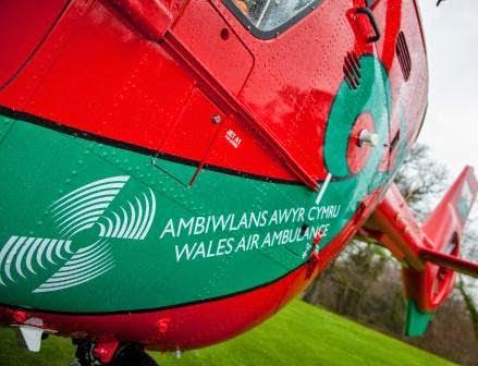 Air Ambulance clarifies charity confusion