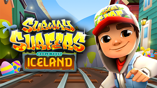 Download Subway Surfers Mod With Unlimited Coins/Keys free on android 6