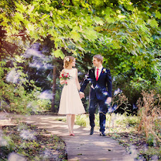 Wedding photographer Nika Zavyalova (Fotlisa). Photo of 12.01.2015