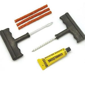 Set 3 x kit pentru reparare pana anvelope