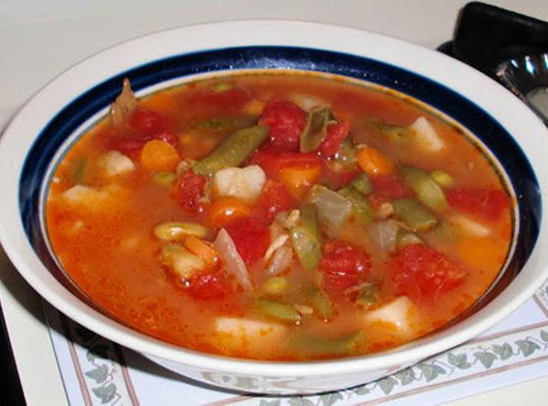 Sassy's Dump Soup Recipe