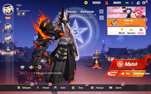 Onmyoji Arena 3.72.0 screenshots 23