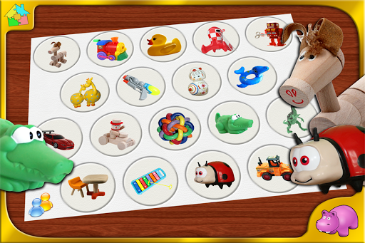 Toys Jigsaw Puzzles