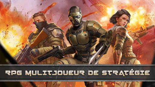 Z Day: Hearts of Heroes | MMO de Stratégie fond d'écran 2