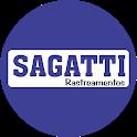 Sagatti Rastreamento icon