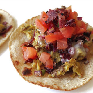Healthy Breakfast Tacos In 10 Minutes.