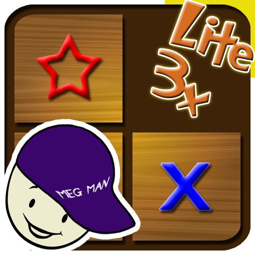 Triple Cross MEG lite 棋類遊戲 App LOGO-APP開箱王