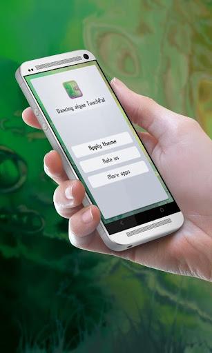 跳舞藻类 TouchPal