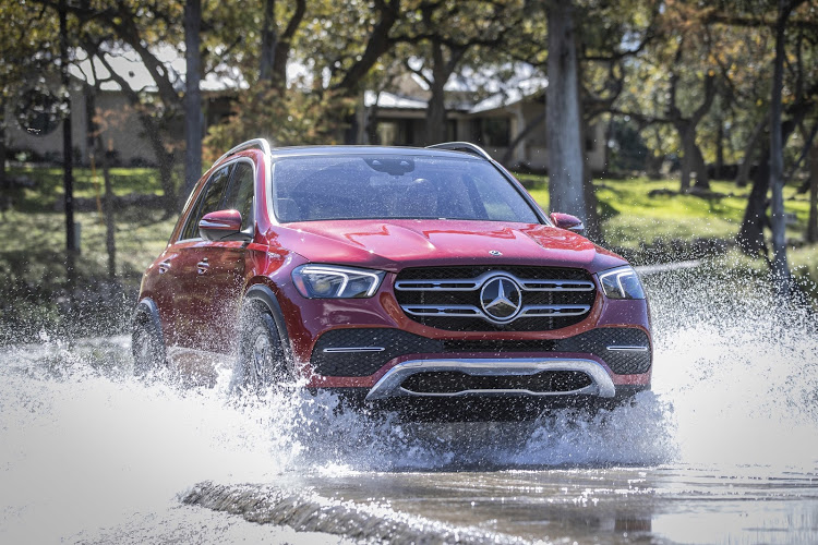The trailblazing SUV from Mercedes-Benz is reborn donning